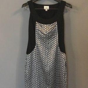 Like New Silk Shift Dress from Eci NewYork